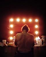 """Sur le tournage de """"Dieudamné"""" de K.KRAMSKI<br />© J.LECOMPTE"""