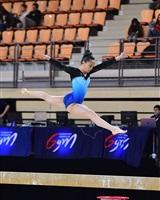 Tara Dechaud, agence de comédiens enfants CYandSO, gymnaste<br />