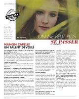 Paris Match - Janvier 2016