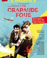 Affiche Les Crapauds Fous<br />