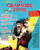 Affiche Les crapauds fous Splendid<br />