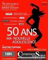 Affiche 50 ANS - Avignon<br />