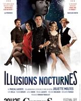 Affiche Illusions Nocturnes<br />