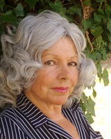 Virginie VIGNON Cheveux blanc<br />