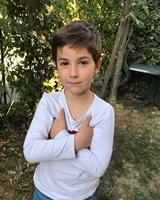 Rafaël Dekar Casas, comédien agence de comédien enfant CYandSO<br />
