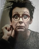 Laurence HUBY pub pour lunettes Naoned <br />