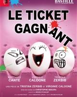 Le Ticket Gagnant - Affiche<br />