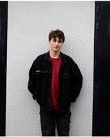 Karl Weiler - comédien CFK 19 ans<br />© Jean-Marie Périer