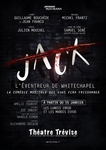 """""""Jack, l'éventreur de Whitechapel"""""""