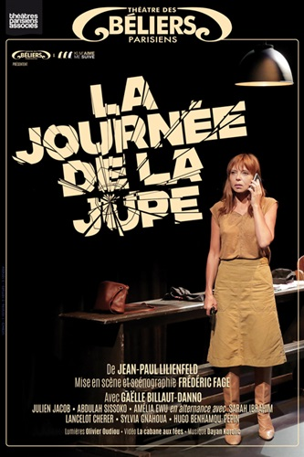 Julien Jacob - La journée de la jupe