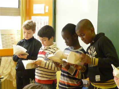 Comité de lecture en élémentaire