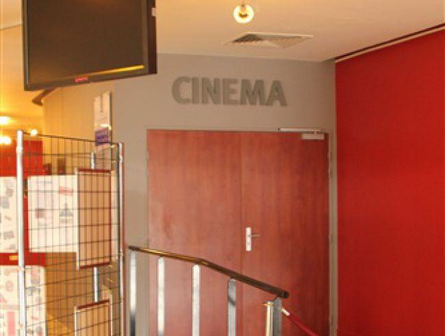Entrée salle cinéma