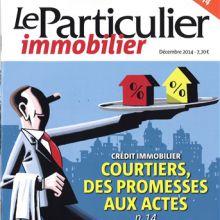 LE PARTICULIER IMMOBILIER