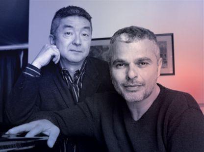 Laurent Korcia / Masakatsu Nakano © Elmar Stolpe