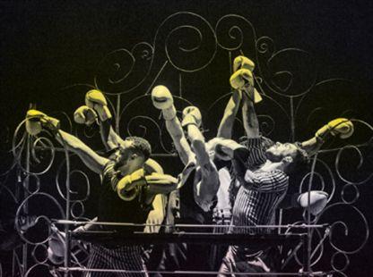 Boxe Boxe Brasil © Michel Cavalca