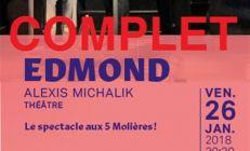 EDMOND // COMPLET