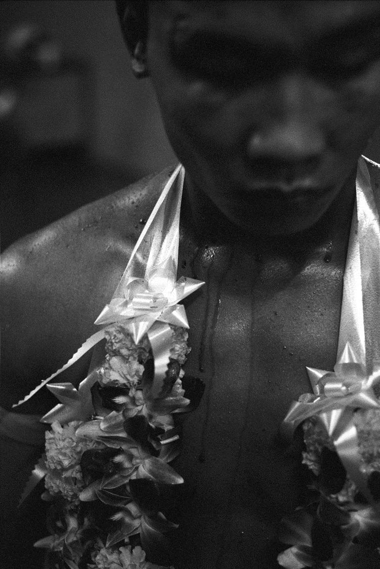 Cyril Rayer Beau travail #4 Autour du ring