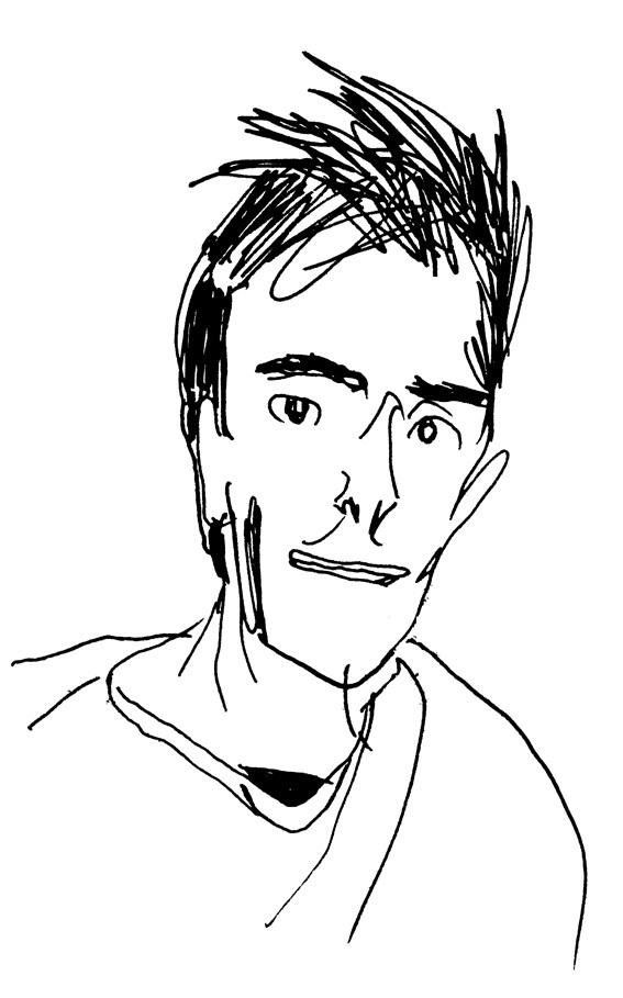 Un jeune virtuel par Jake Raynal